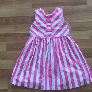 Gymboree Summer Pink Dress 5T